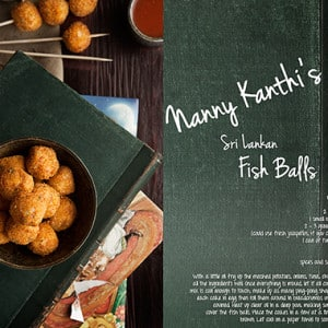 The Best Sri Lankan Snack Nanny Kanthi's Secret Fish Ball Recipe