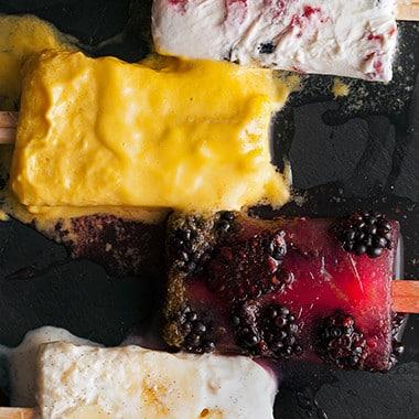 Paletas Delicious Ice Pops Recipes