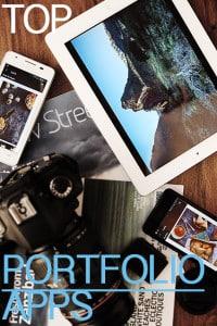 Top Portfolio Apps For Food Photographers