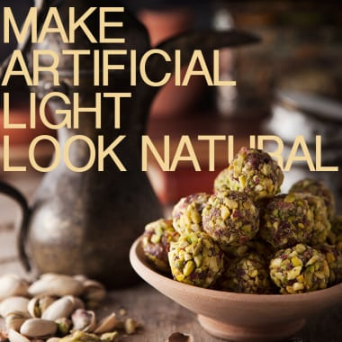 Make Artificial Light Look Natural