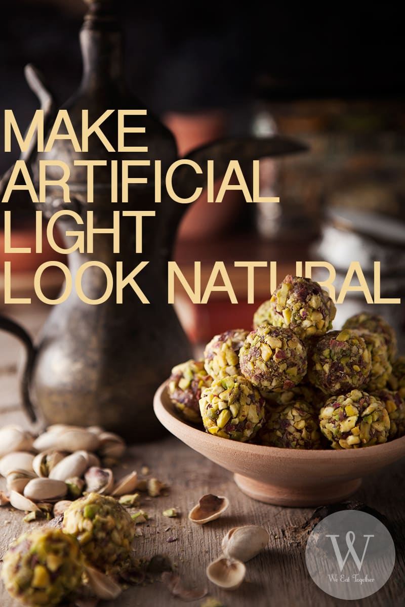 How To Make Your Artificial food photography lighting Look Like Natural Light