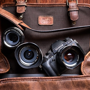 Fujifilm XT1 and ONA Bag