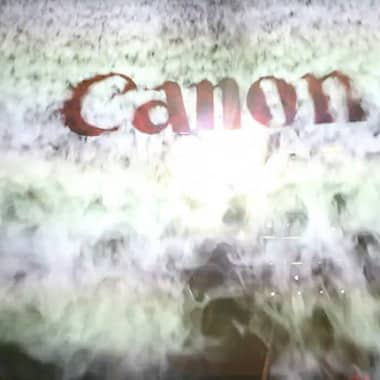 Canon Rediscover Imaging 2015 - We Eat Together