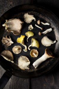 Grilled Mushrooms From The Farm & Happy Memorial Day