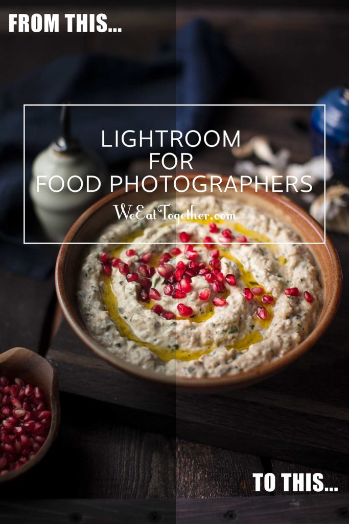 Lightroom For Food Photographers
