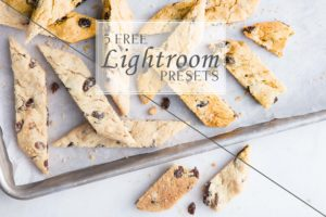 5 Free Lightroom Presets For Food Photographers