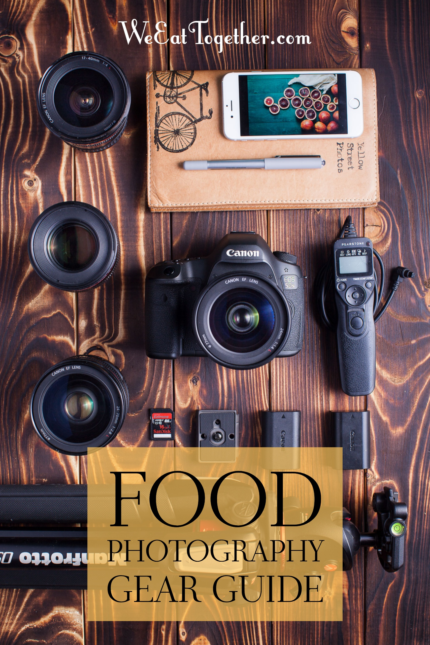 food photography gear guide we eat together