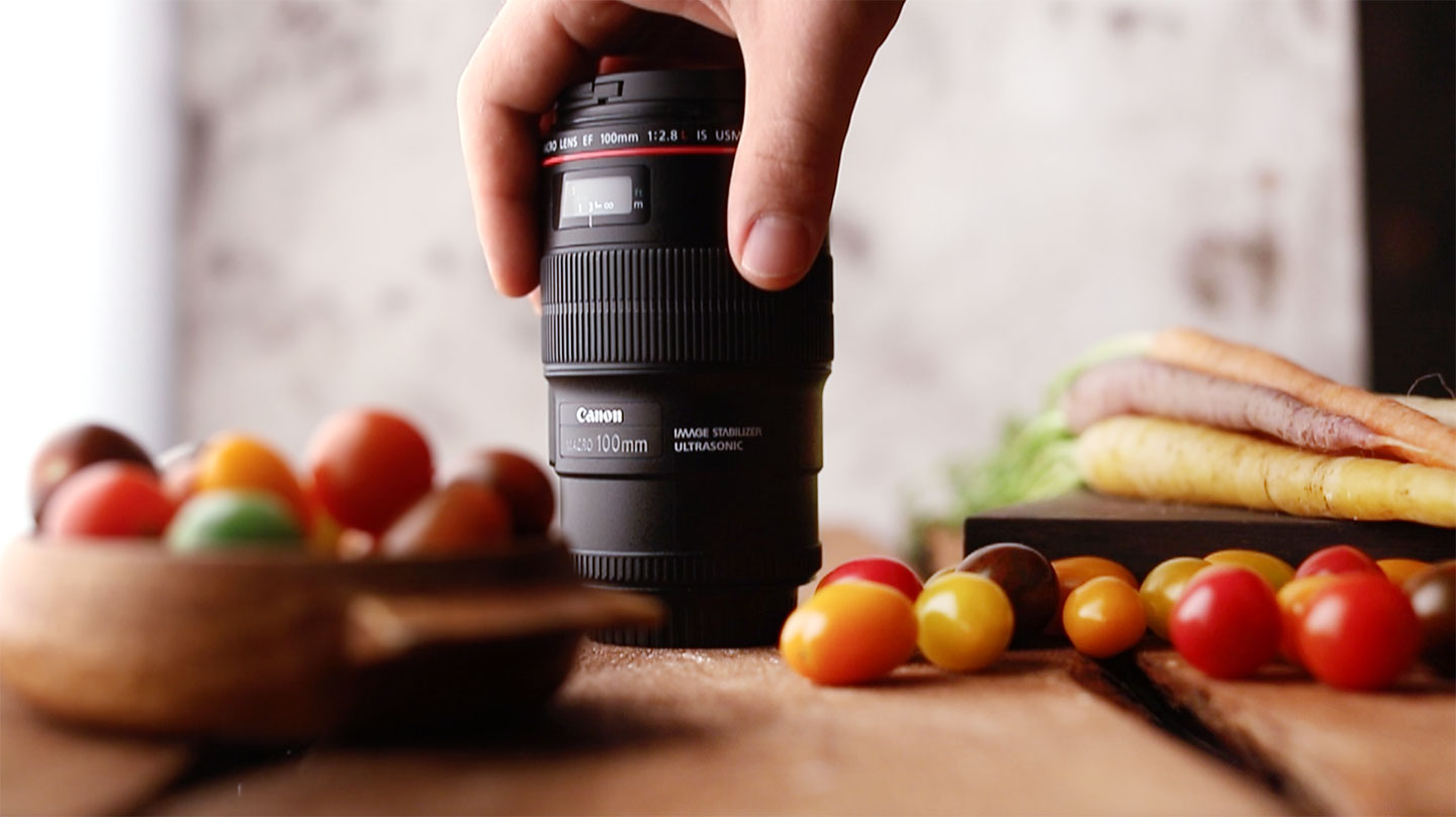 The Best Lens For Food Photography - We Eat Together