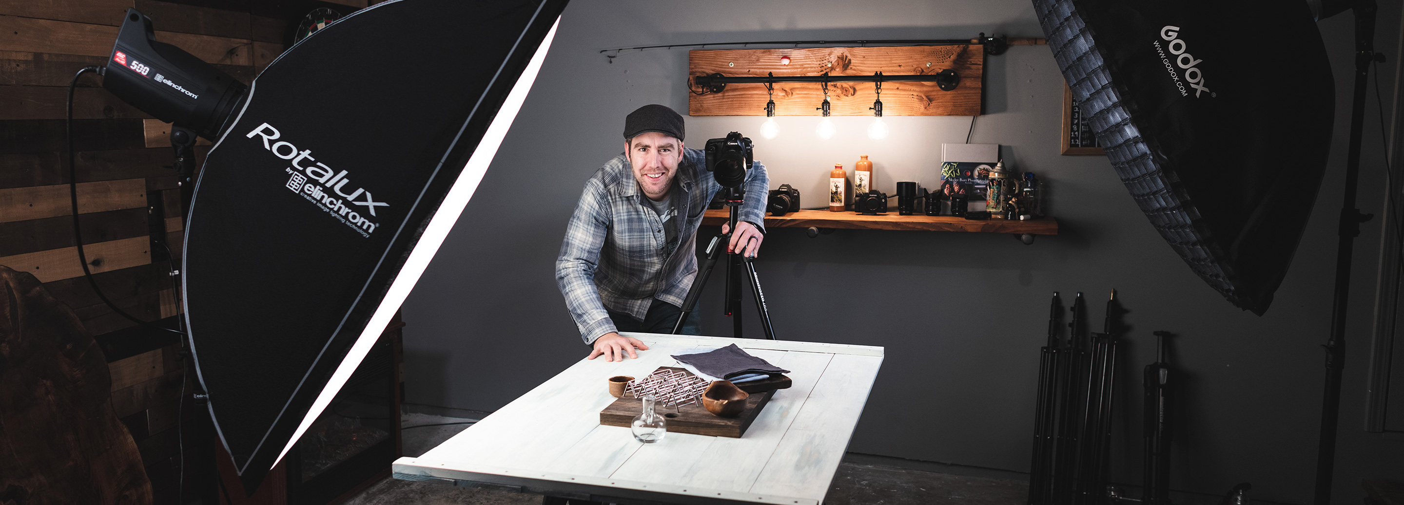 Online Food Photography Course Lightroom