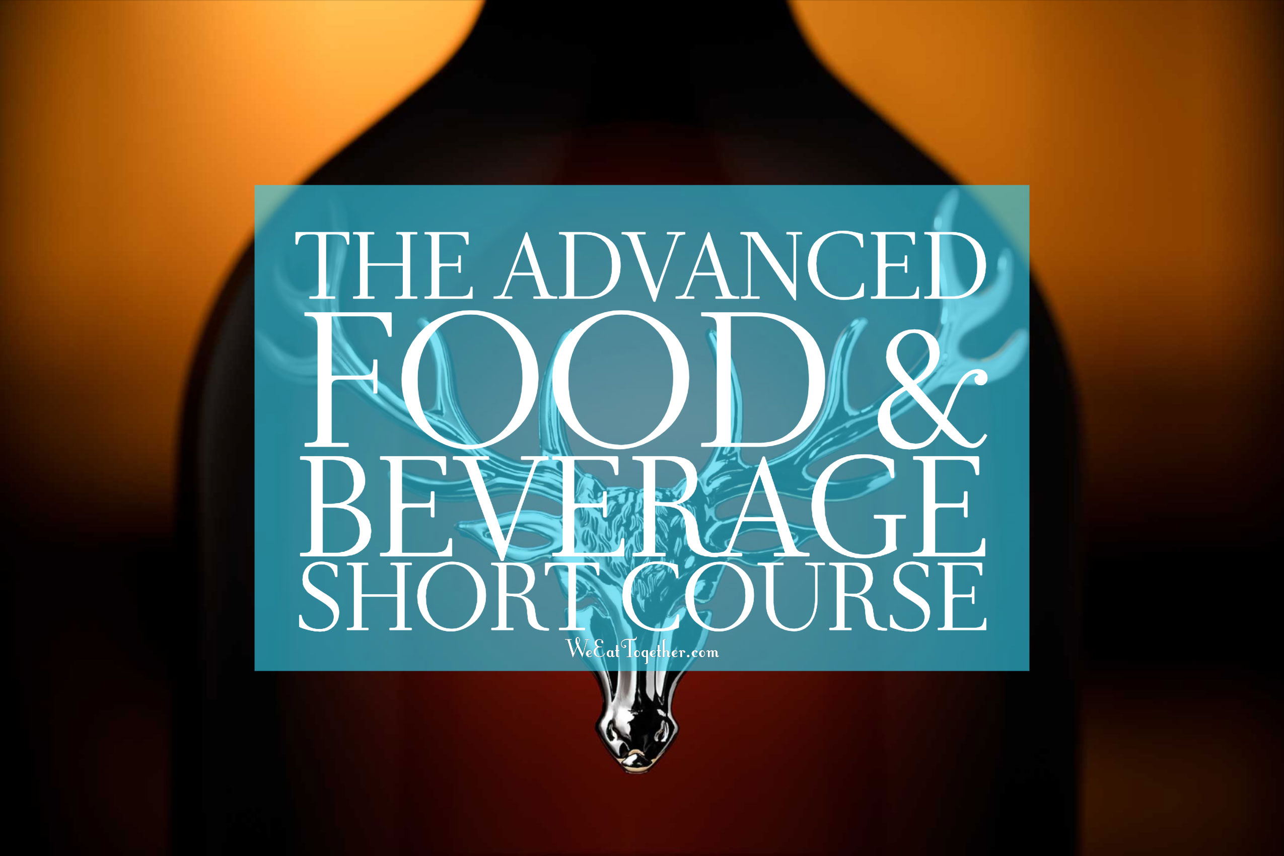 The Advanced Food And Beverage Short Course