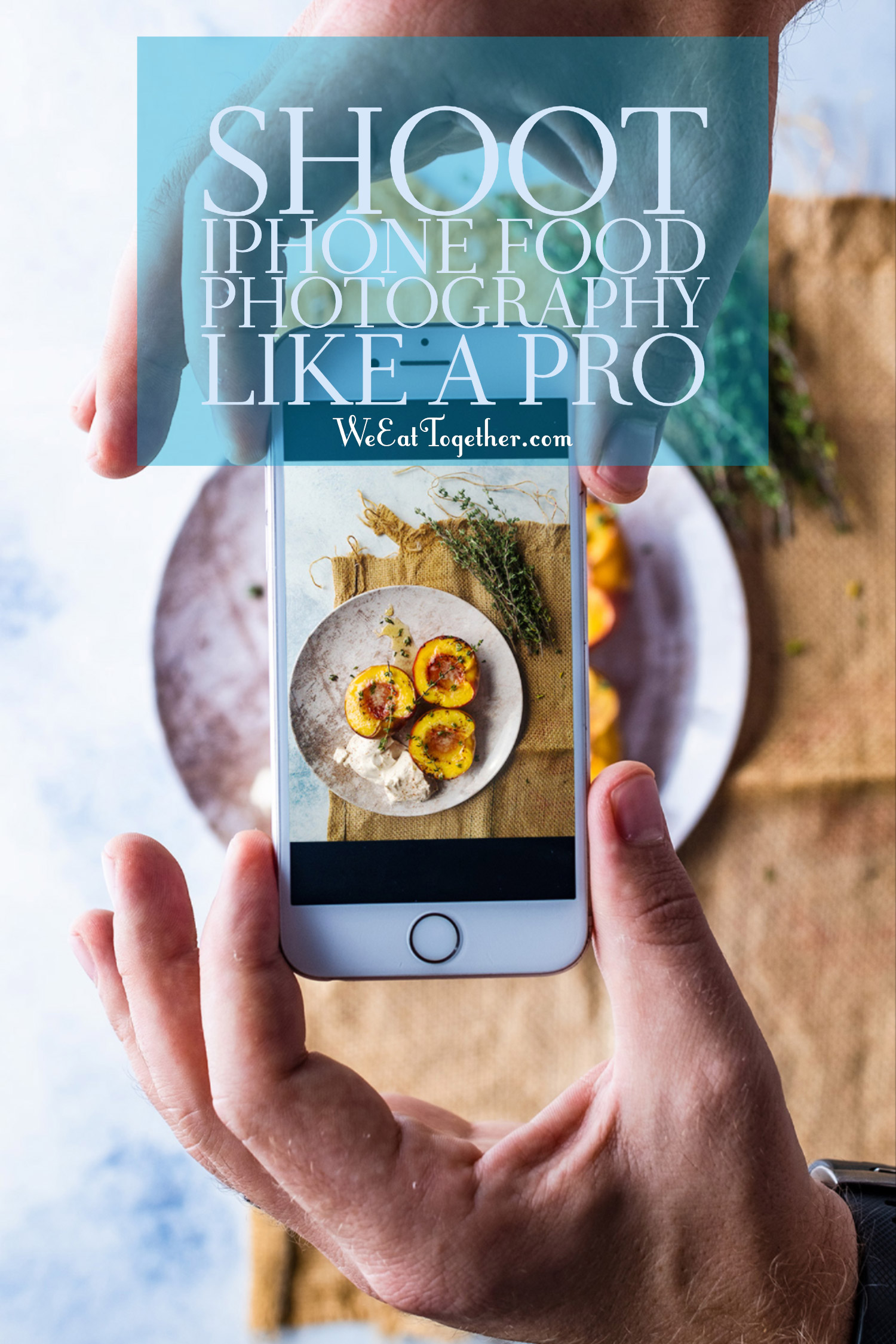 Amazing tips for lighting, camera settings, editing and raising your iPhone food photography to the next level! Make tasty food photos with any smartphone. Dive into some cool gear plus the number 1 camera and editing app.